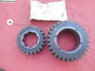 Porsche 911 Early 901 transmission gear set 3rd 4r
