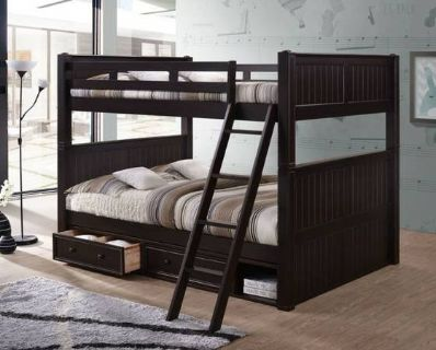 *****Bunk Bed, Bunk Beds, Kids Furniture, Children's Furniture*****