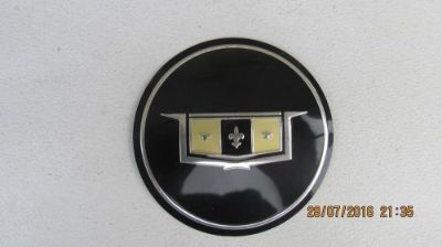 Sell NOS GM Center Cap Medallion 1967 Chevy Caprice motorcycle in California, Missouri, United States, for US $30.00