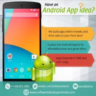 Hire Android App Developers for Your Small Business
