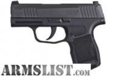 For Sale: SIG SAUER P365 9MM 365-9-BXR3 night sights