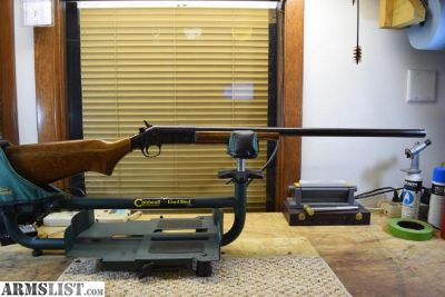 For Sale: New England Firearms Pardner SB1 12 Gauge $119.00