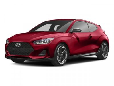 2019 Hyundai Veloster Turbo Ultimate (Racing Red w Black Roof)
