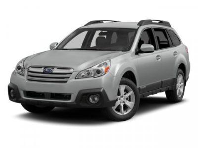 2013 Subaru Outback 2.5i Premium (Cypress Green Pearl)