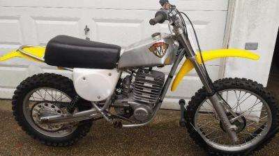 '76 Maico 400 AW