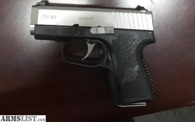 For Sale: Kahr CM40