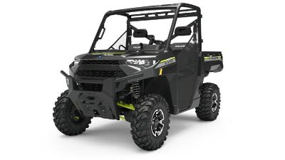 2019 Polaris Ranger XP 1000 EPS Ride Command Utility SxS Milford, NH