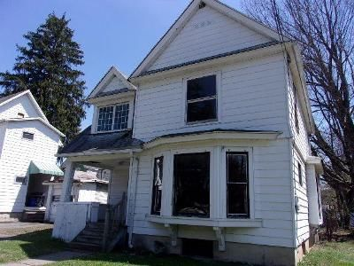3 Bed 1 Bath Foreclosure Property in Elmira, NY 14904 - Brand St