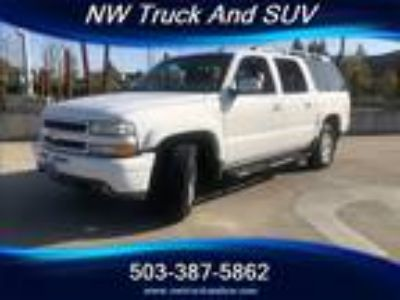 2003 Chevrolet Suburban 1500 LT 5.3L V8 285hp 325ft. lbs.