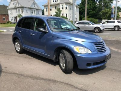 2006 Chrysler PT Cruiser Touring (Electric Blue Pearl)