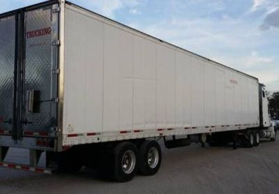 2008 Wabash Refrigerated-Trailer