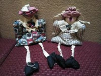 Weighted dolls