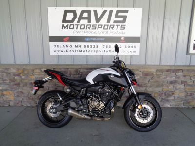 2018 Yamaha MT-07 Sport Motorcycles Delano, MN