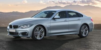 2019 BMW 4 Series 440i xDrive (Carbon Black Metallic)