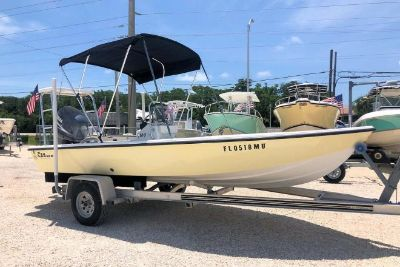 2005 Sea Chaser 180 Flats Boat