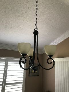 Dining Room/Kitchen table light fixture
