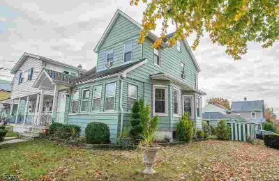 43 E 2nd St CLIFTON Three BR, Gorgeous one-family house for Rent