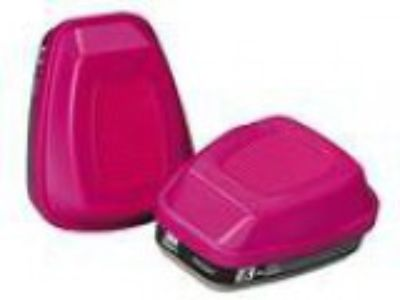 M Replacement Cartridges Household Multi-Purpose Respirator