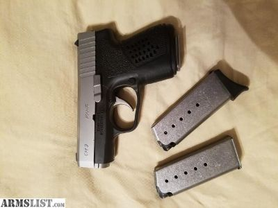 For Sale: Kahr CM9