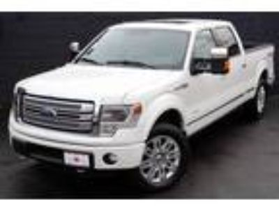 $32995.00 2014 Ford F-150 with 58210 miles!