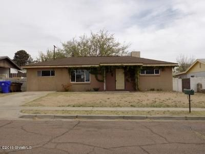 4 Bed 2 Bath Foreclosure Property in Las Cruces, NM 88001 - Chilton Dr
