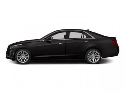 2014 Cadillac CTS 2.0T Luxury Collection (Black Raven)