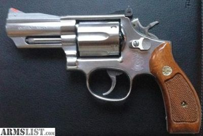 """Want To Buy: Want To Buy: S&W 66 3"""" Round Butt"""