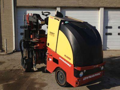 2011 Dynapac PL500T