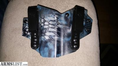 For Sale: Trex Arms Glock 19 sidecar holster