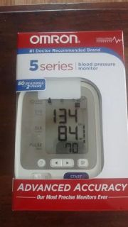 Omron 5 Series Blood Pressure Monitor