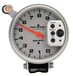 """Sell Auto Meter 6856 Ultra Lite 5"""" Pedestal Mount Tachometer 9,000 RPM motorcycle in Greenville, Wisconsin, US, for US $383.98"""