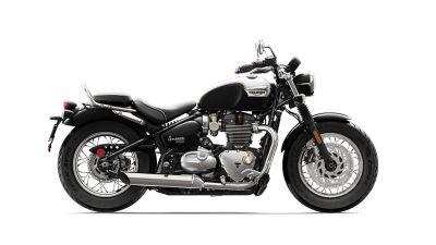 2018 Triumph Bonneville Speedmaster Cruiser Motorcycles Depew, NY