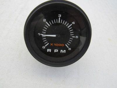 Buy New Mercury Quicksilver Tach Tachometer Guage Boat 6000 rpm motorcycle in Richmond, Kentucky, United States, for US $55.00