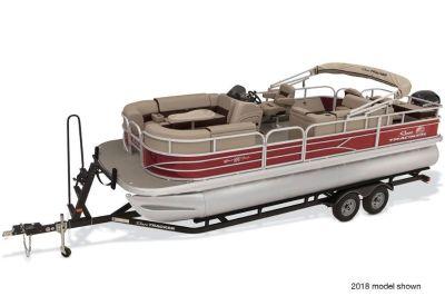 2019 Sun Tracker SportFish 22 DLX Pontoons Boats Gaylord, MI