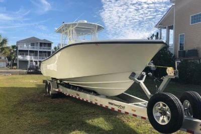 2016 Yellowfin 32 Offshore