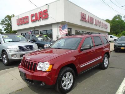 2010 Jeep Grand Cherokee Laredo (Red)