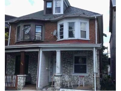 4 Bed 1.5 Bath Foreclosure Property in Easton, PA 18042 - W Wilkes Barre St