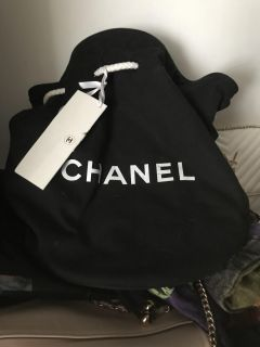 Authentic Chanel Tote with tags!!!