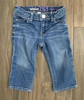 12-18 Month baby gap jeans