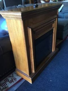 Electric Mantel Fireplace Heather - Delivery Available