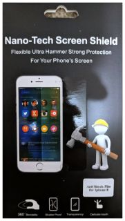 Wholesale Nano Shield Technology Screen Protection for iPhone
