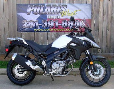 2017 Suzuki V-Strom 650 Dual Purpose Motorcycles Katy, TX