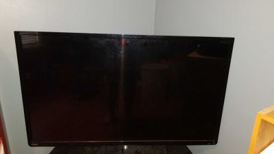 50 INCH TOSHIBA LCD **BLOWN CAPACITOR**
