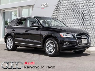2015 Audi Q5 3.0 TDI quattro Premium Plus (Brilliant Black)