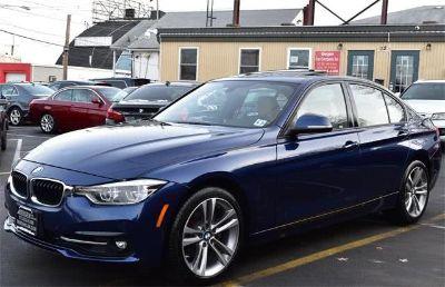 2016 BMW 3-Series 328i (Blue)