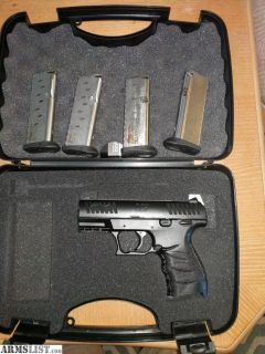 For Sale: Walther CCP 9MM