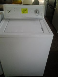 $235, Washer by Kenmore