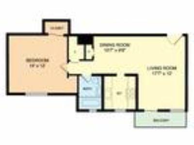 Golden Gate Apartments - 1 BR (1A)