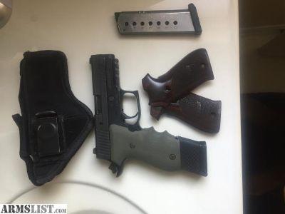 For Sale: Sig P220 elite .45 ACP
