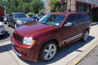 2007 Jeep Grand Cherokee SRT-8 (Red Rock Crystal Pearl)